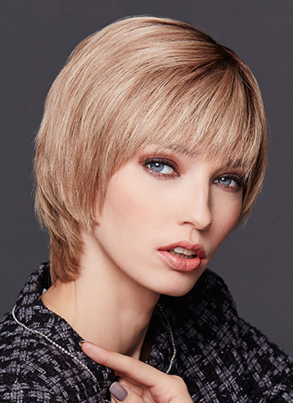 peruca par natural, peruca peruca luxery lace a, peruci cluj, peruci timisoara, peruca gisela mayer